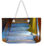 Stray Breeze On The Stairs Weekender Tote Bag
