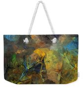 Stream Bed On A Sunny Day Weekender Tote Bag