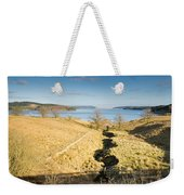 Stream To Kielder Water Weekender Tote Bag