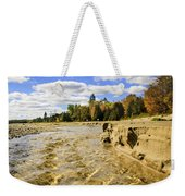 Streaming Change Weekender Tote Bag