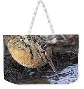 Streamside Woodcock Weekender Tote Bag