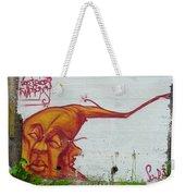 Street Art 4 Weekender Tote Bag