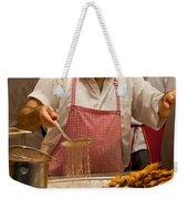Street Cook - Hot Job Weekender Tote Bag