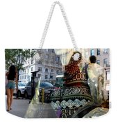 Street Fashion Weekender Tote Bag