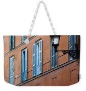 Street Illuminated..  Weekender Tote Bag