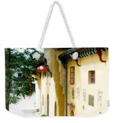 Street In Anhui Province China Weekender Tote Bag