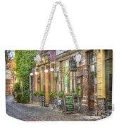 Street In Ghent Weekender Tote Bag
