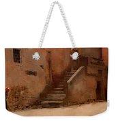 Street In Italy Weekender Tote Bag