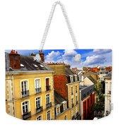 Street In Rennes Weekender Tote Bag