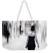 Street Lady Weekender Tote Bag