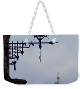 Street Lamp, Assisi Weekender Tote Bag