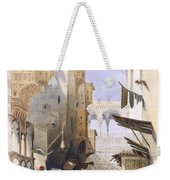 Street Leading To El Azhar, Grand Weekender Tote Bag