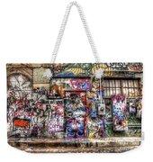 Street Life Weekender Tote Bag