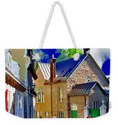 Street Life Series 01 Weekender Tote Bag