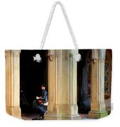Street Musician 4 Weekender Tote Bag