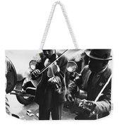 Street Musicians, 1935 Weekender Tote Bag
