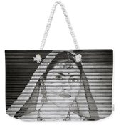 The Ethereal Woman Weekender Tote Bag