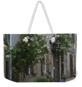 Street Scene Durfort France Weekender Tote Bag