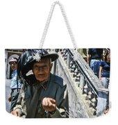 Street Scenes Interesting People Weekender Tote Bag