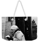 Street Stories  Weekender Tote Bag