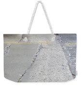 Street Under The Bridge Weekender Tote Bag