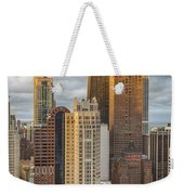 Streeterville From Above Weekender Tote Bag