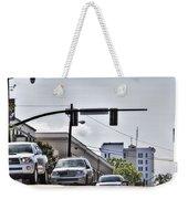Streets Weekender Tote Bag