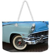 Streets Of 1956 Weekender Tote Bag