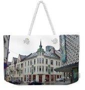 Streets Of Aalesund Weekender Tote Bag