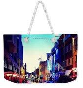 Streets Of Dublin Weekender Tote Bag