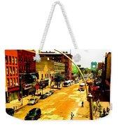 Streets Of Gold Weekender Tote Bag