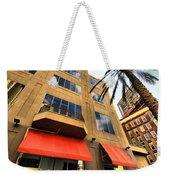 Streets Of Nola Weekender Tote Bag