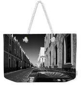 Streets Of Puebla 8 Weekender Tote Bag