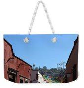 Streets Of San Miguel De Allende 2 Weekender Tote Bag