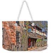 Streets Of St Augustine Florida Weekender Tote Bag