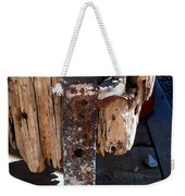 Streets Of Tombstone 14 Weekender Tote Bag