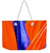 Strelitzia Colour Weekender Tote Bag