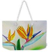 Strelitzia - Together Weekender Tote Bag
