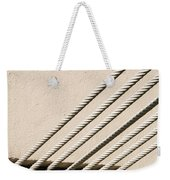 Strength In Numbers Weekender Tote Bag