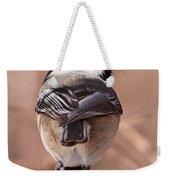 Strike A Pose Weekender Tote Bag