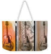 Striking A Chord Weekender Tote Bag