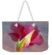 Striking Hibiscus Flower Weekender Tote Bag