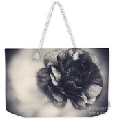 Striking In Black And White Weekender Tote Bag