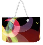 String Of Lights 1 Weekender Tote Bag