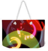 String Of Lights 2 Weekender Tote Bag