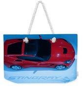 Stringray Weekender Tote Bag