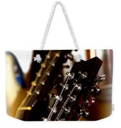 Strings Galore - Guitar Weekender Tote Bag