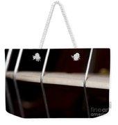 Strings Weekender Tote Bag