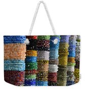 Strings Of Color Weekender Tote Bag