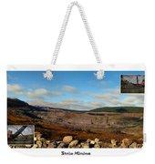 Strip Mining - Environment - Panorama - Labrador Weekender Tote Bag